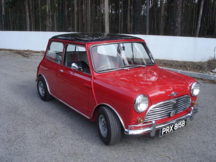 MORRIS MINI COOPER 970 S MK1 Classic Amp Vintage Cars For