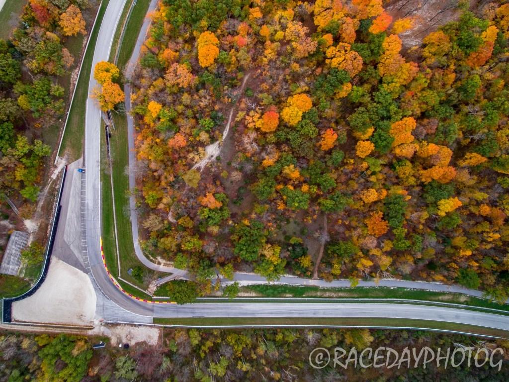 road america turn 12 canada corner fall colors