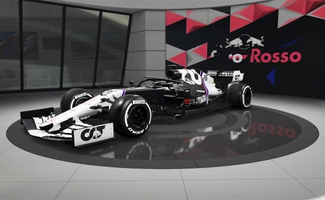 Scuderia Alphatauri 2020 Livery Racedepartment