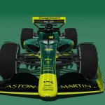 Aston Martin Cognizant 2022 Livery Pack Formula Hybrid X 2022 By Race Sim Racedepartment