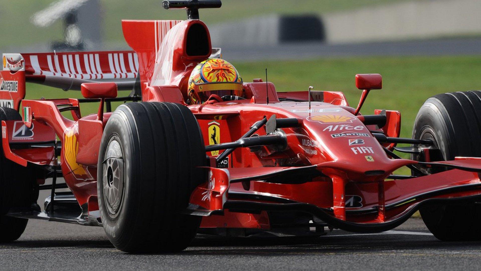 Hamilton Rossi Set To Swap Machines This December