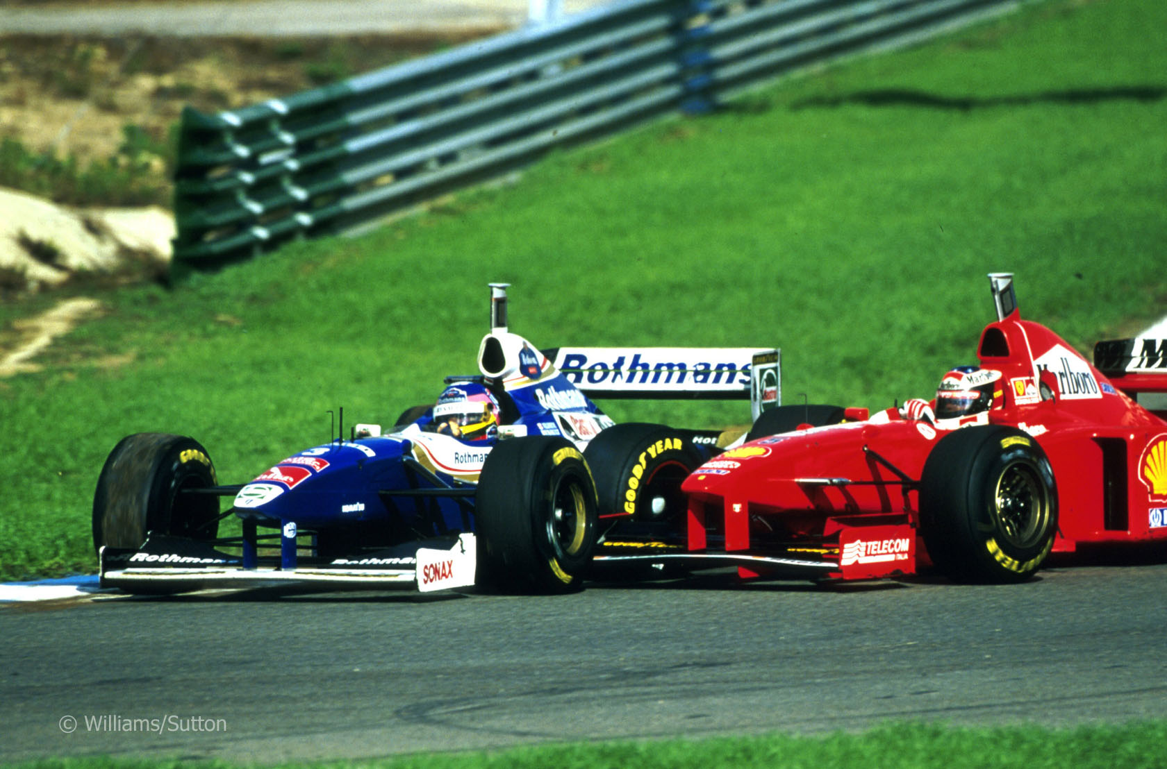 1997 European GP flashback Villeneuve beats Schumacher