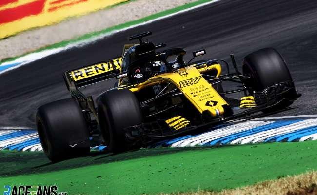 Nico Hulkenberg Renault Hockenheimring 2018 Racefans