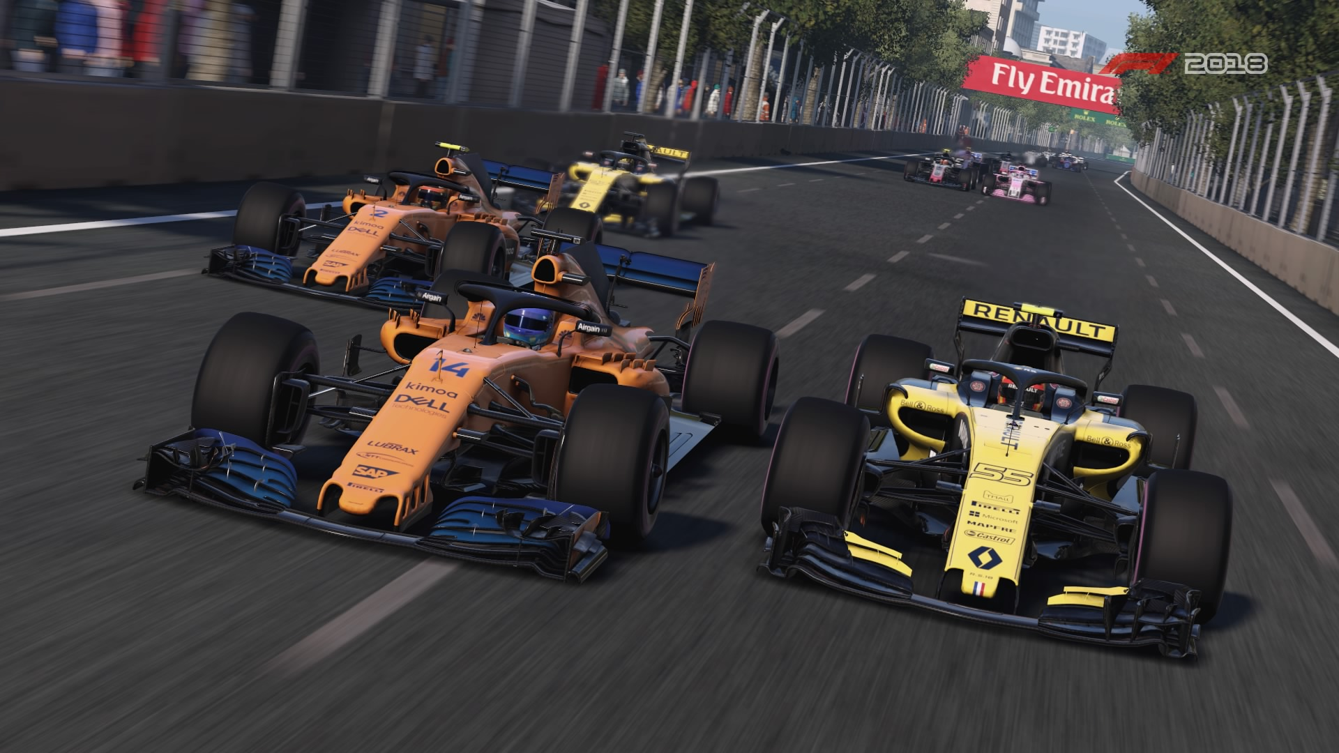 F1 2018 by Codemasters: The RaceFans review · RaceFans