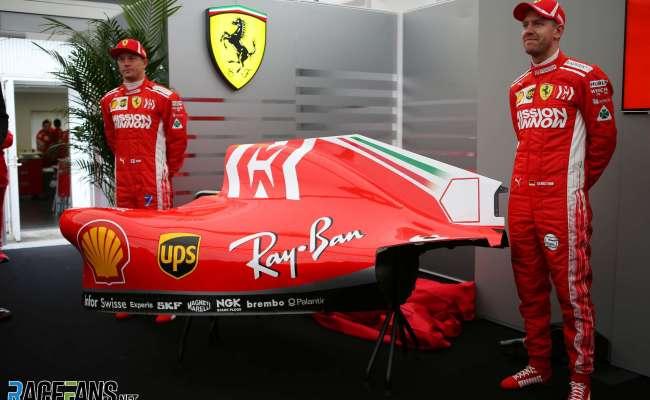 Ferrari Reveals New Mission Winnow Livery In Japan
