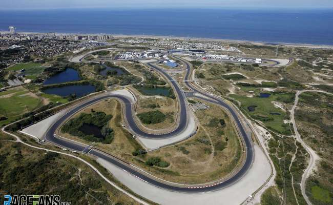 Russell Hopes Zandvoort Keeps Gravel Run Off For F1 In