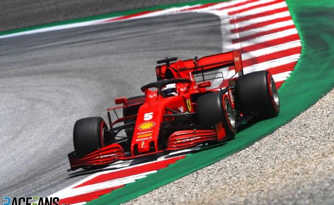 Gp Austria F1 2020 Sabato 04 07 2020 Racefans