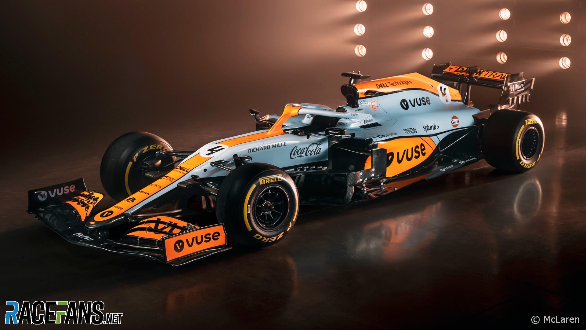 photo Mclaren F1 Monaco Livery Wallpaper 4K racefans