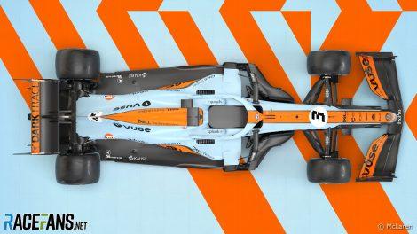 pics Mclaren F1 Monaco Livery Wallpaper 4K racefans