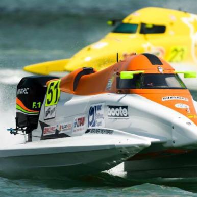 Mike Szymura – F1 H20 World Championship