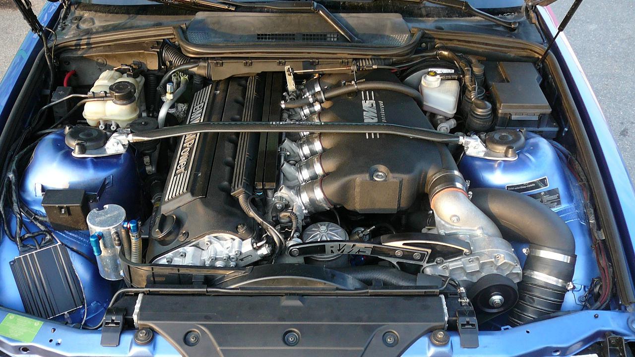 hight resolution of stage 3 bmw e36 euro m3 supercharger kit bmw e36 m3 engine diagram bmw e46 m3