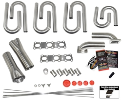 Nissan 4.0L V6 Custom Turbo Header Build Kit Our Nissan
