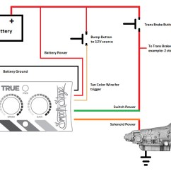 Transbrake Wiring Diagram Belimo Actuators True Smooth Stage Bump Box :: Race Part Solutions