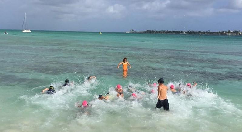 bahamas triathlon race chip timing