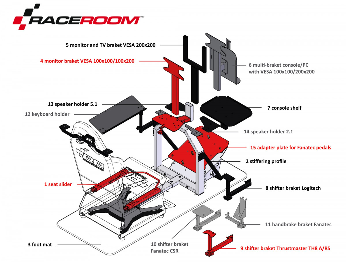 hight resolution of game seats game seat rr3055 lawn genie wiring diagram logitech momo pedal wiring diagram