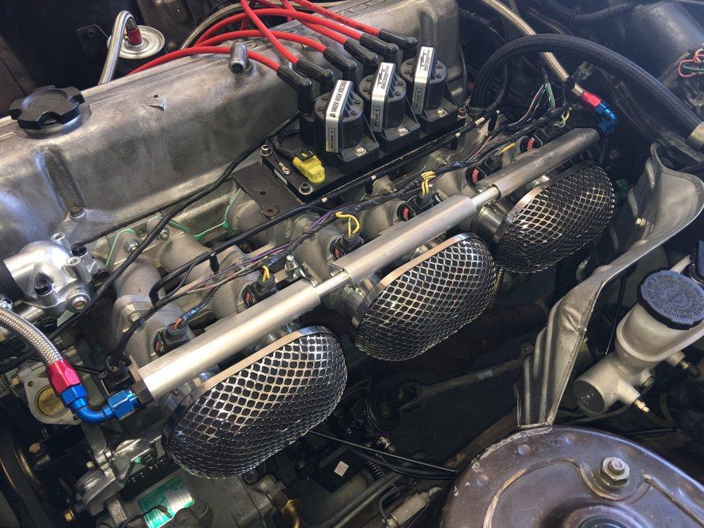 medium resolution of z car l series triple webers and triple twm borla itb systems