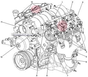 Ls3 Engine Diagram  Wiring Diagram