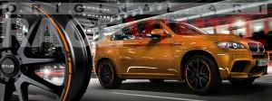 Racevinyl BMW 1 3 5 7 6 8 m3 m5 x5 x3 vinilo vinyl naranja