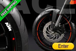Race Stripes KTM