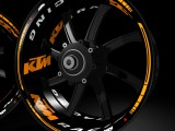 Pegatinas para llantas Kit PRO KTM Racing