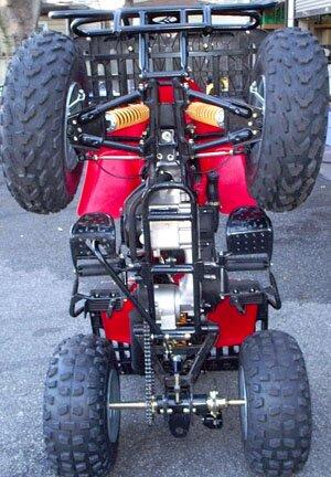 150cc ATV Kazuma KMZ 150cc ATV Kazuma KMZ 150cc ATV Amp More Kazuma ATVs At Raceway ATV