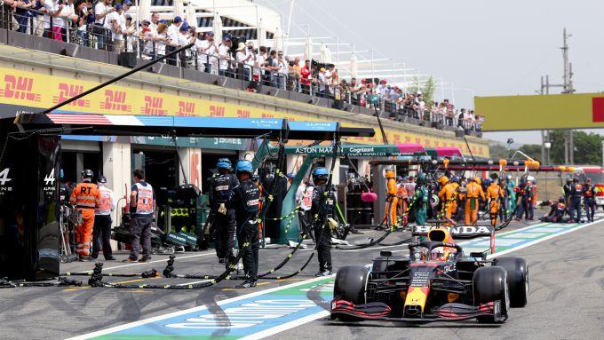 Na een jaar van afwezigheid maakte de. F1 Frankrijk : Podcast: 2021 Frankrijk Pre Race Show - F1