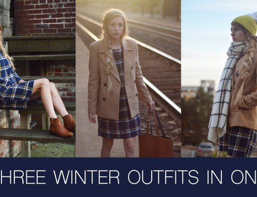 Three Winter Outfits in One, Mastering the art of Layering with Rachael Burgess
