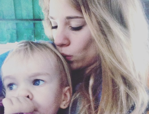 Sick day with toddler + two giveaways with lifestyle blogger Rachael Burgess