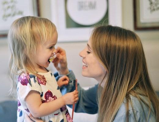 Boka toothbrush review Rachael Burgess blog