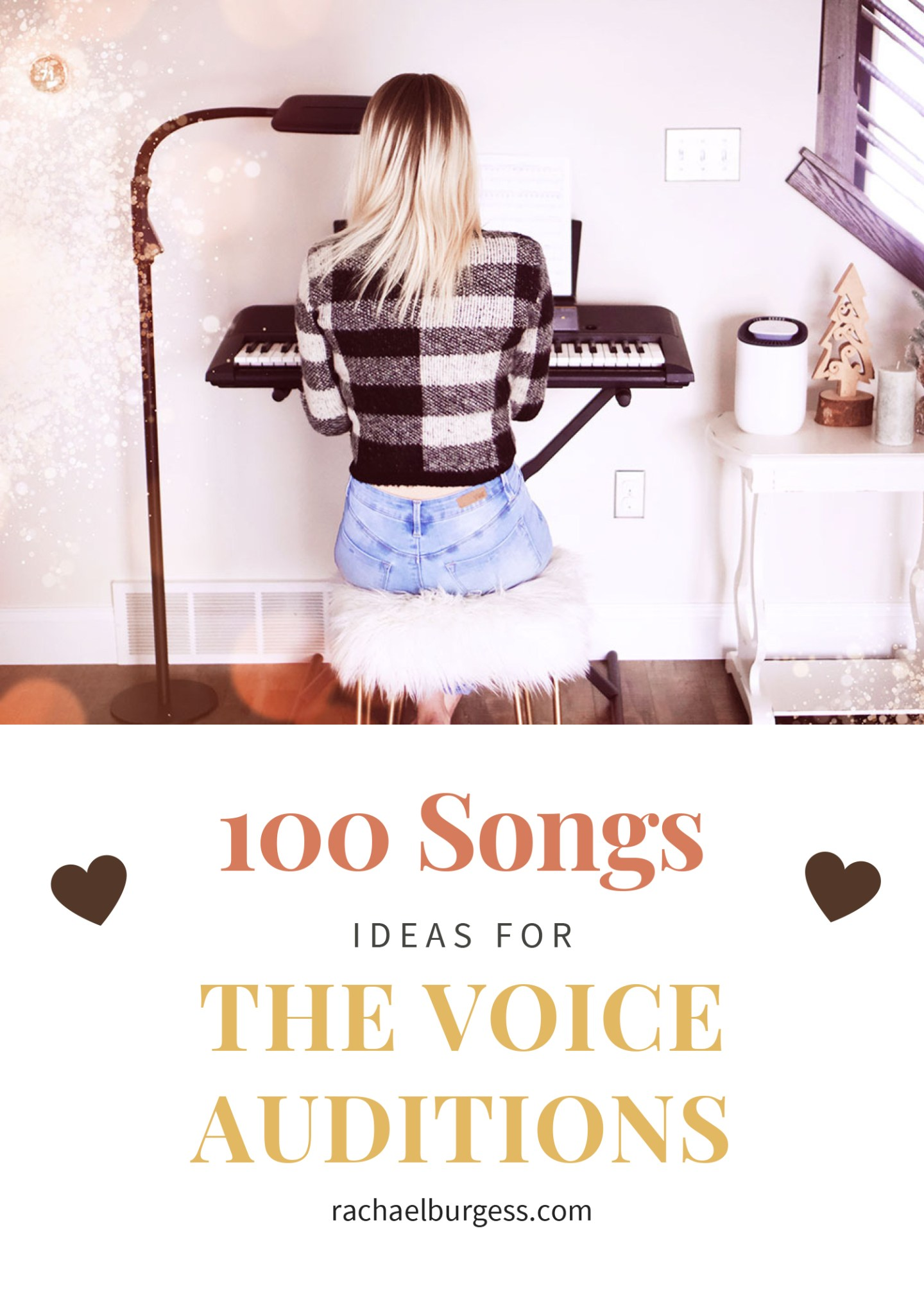100 Audition Song Ideas For The Voice, X Factor or Ameircan Idol | Rach