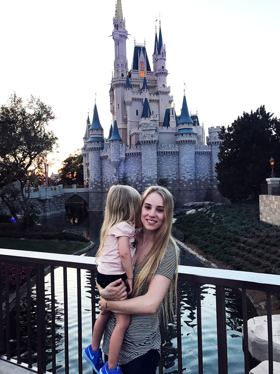 Disney World with two kids (Magic Kingdom) by Rachael Burgess