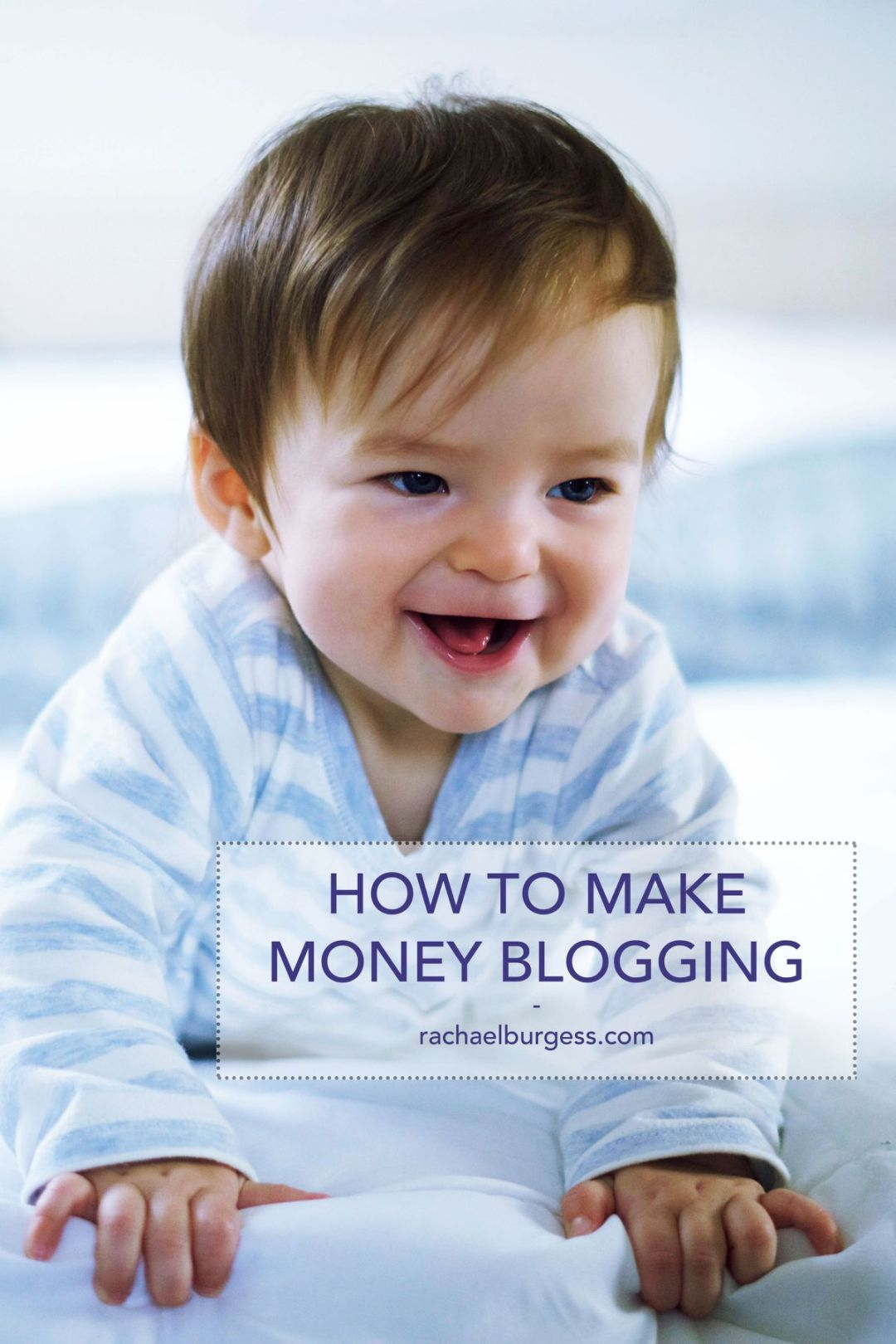 Make Money Blogging | How to Monetize Your Blog & Why Bloggers Keep it Secret by Rachael Burgess