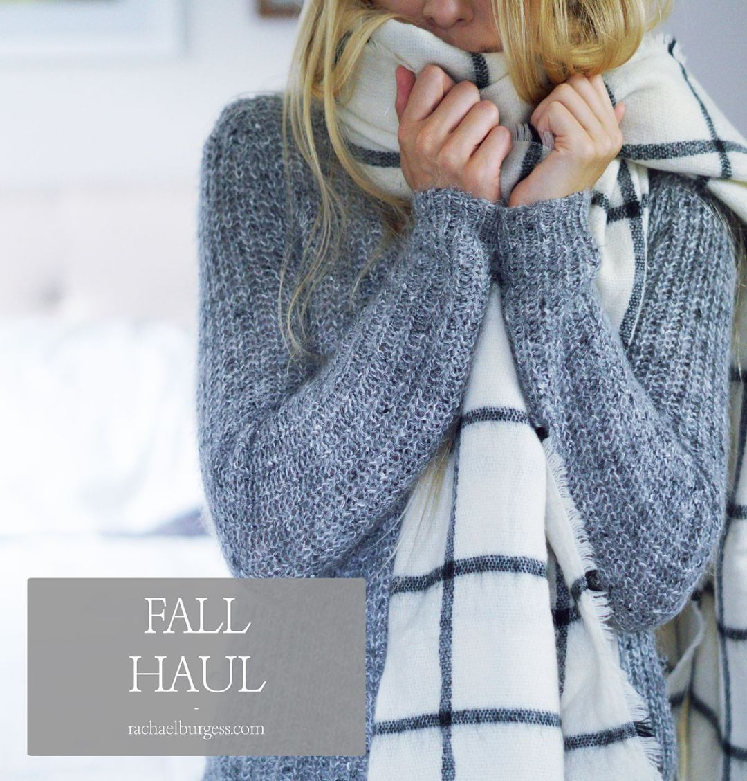 Fall Haul | Rachael Burgess