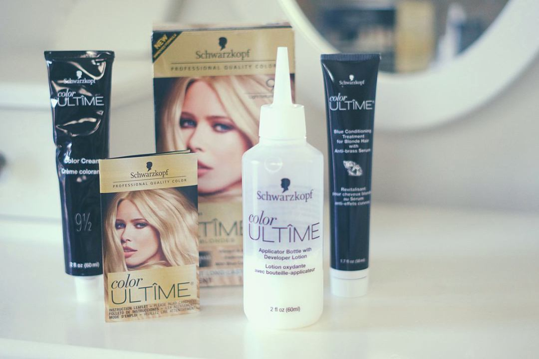 Fall Fashion Hair Tips with Color Ultime