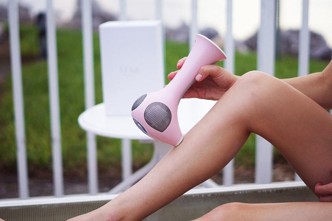 Laser Hair Removal At Home | Rachael Burgess