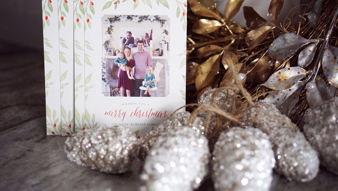 6 Steps to Stress-Free Christmas Cards | Dominate Your Holiday Planning