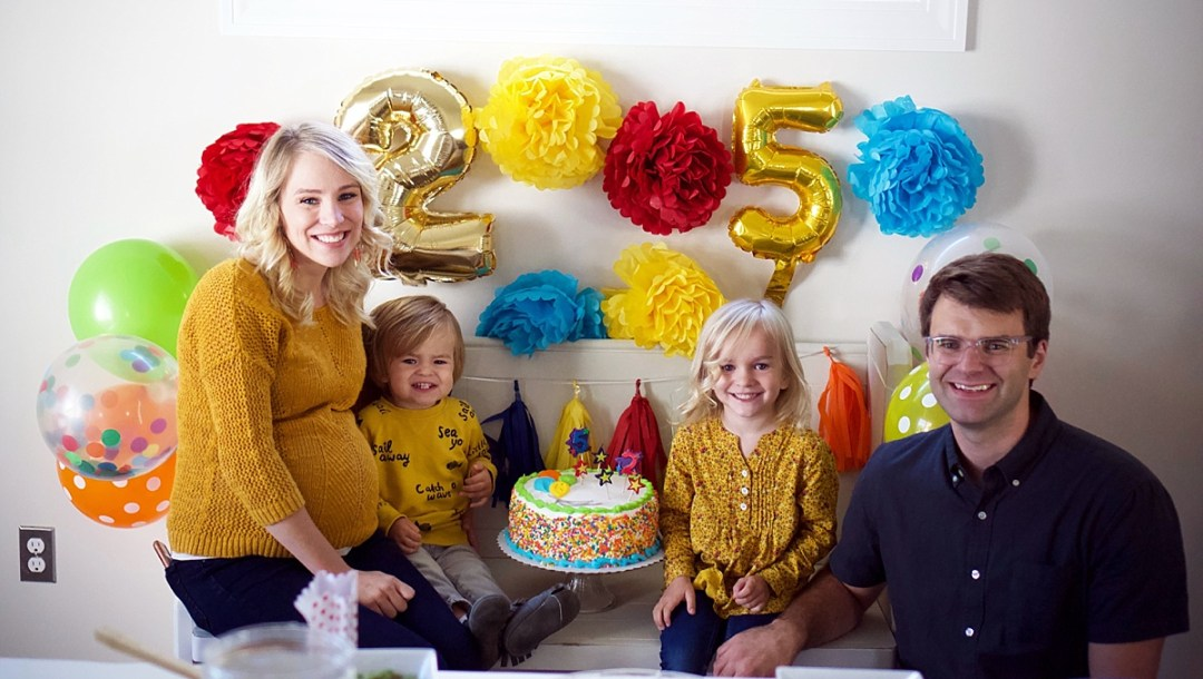 Circus Themed Birthday Party For Two And Five Year Old Mom Blogger
