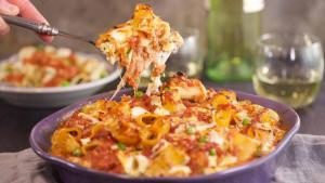 Rigatoni With Ricotta Rachael Ray Show
