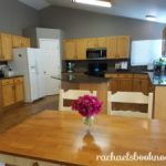 Coastal Kitchen Makeover Reveal With White Cabinets!