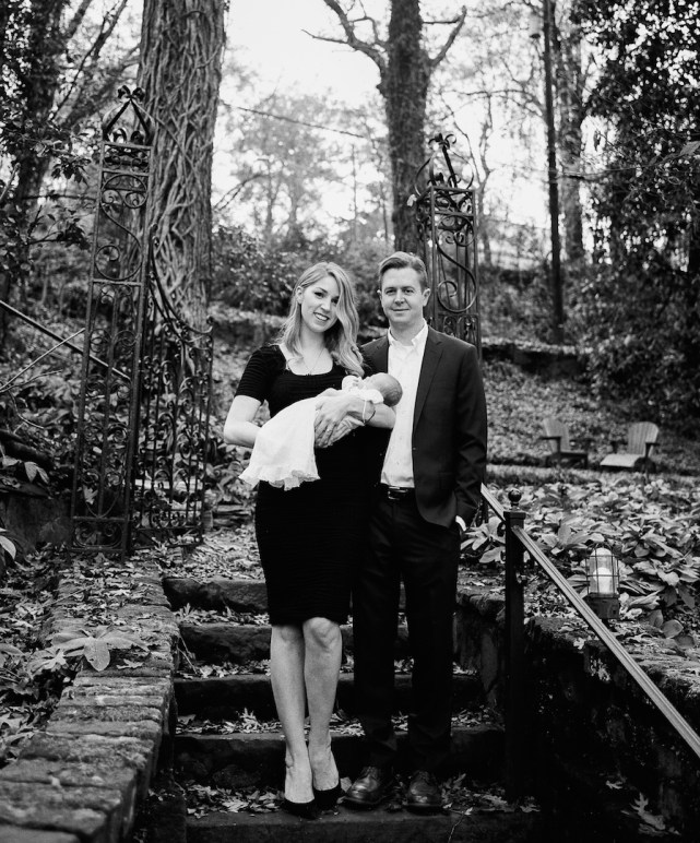 Family  Stately Birmingham Family Session