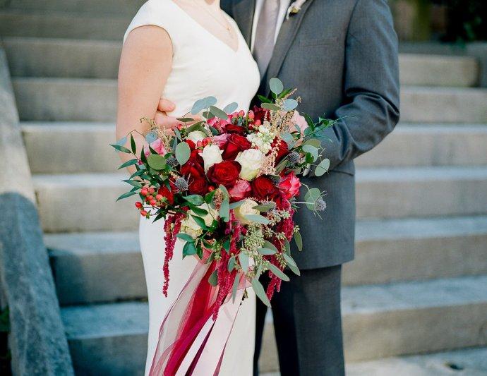 wedding  Romantic Downtown Church Wedding In Birmingham, AL