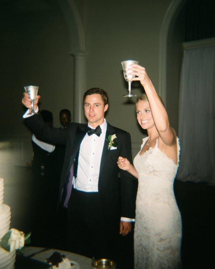 wedding  Timeless Country Club Wedding In Birmingham, AL