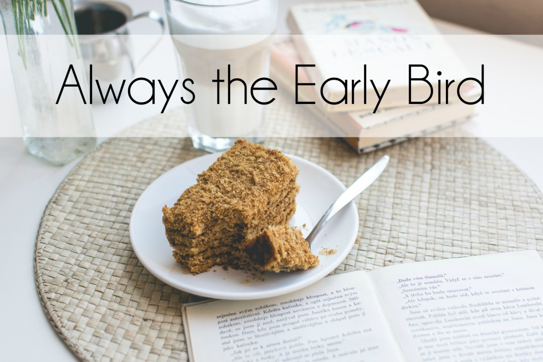 Choosing Human talks about how to become an early riser and a morning person.