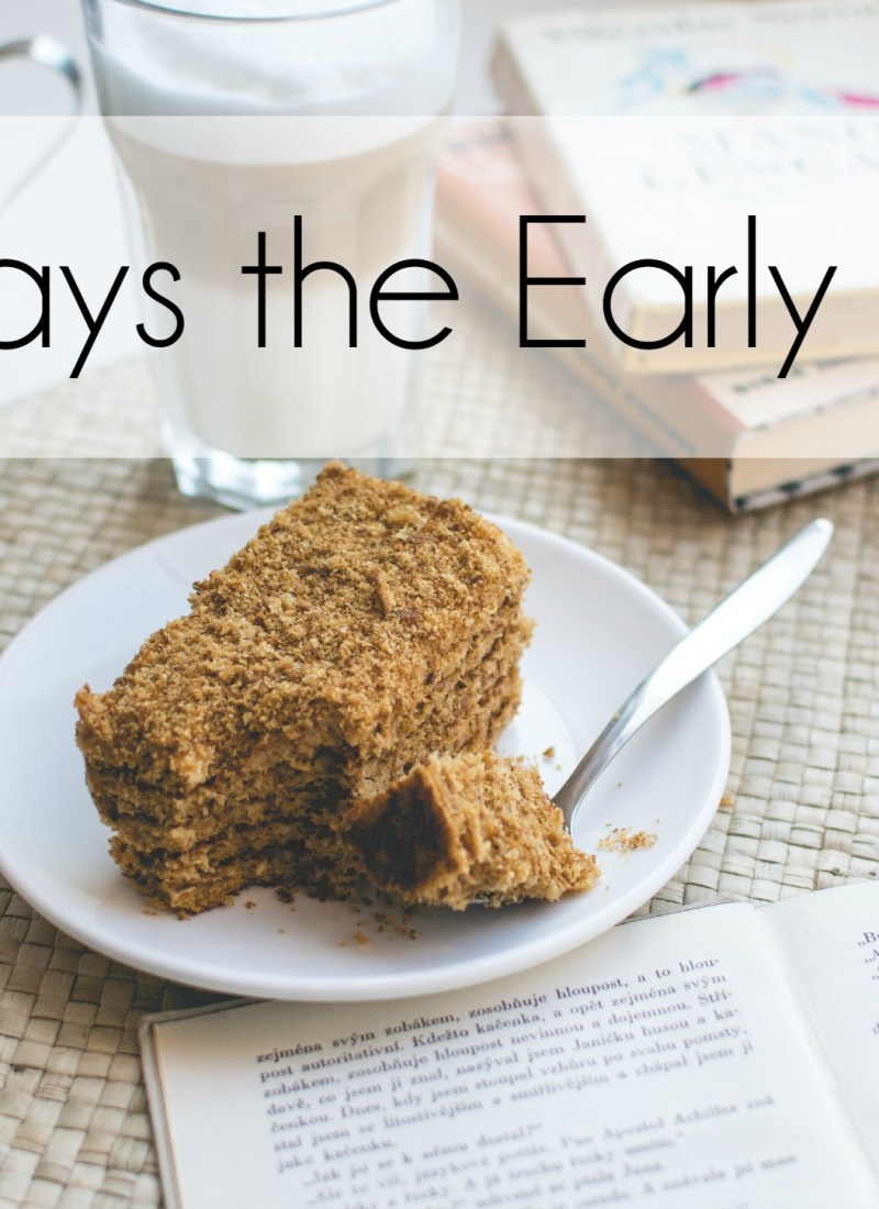 Always the Early Bird// How You Can Become a Morning Person