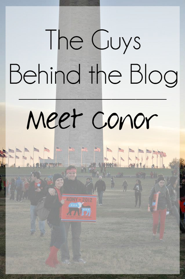 The Guys Behind the Blog Meet Conor!