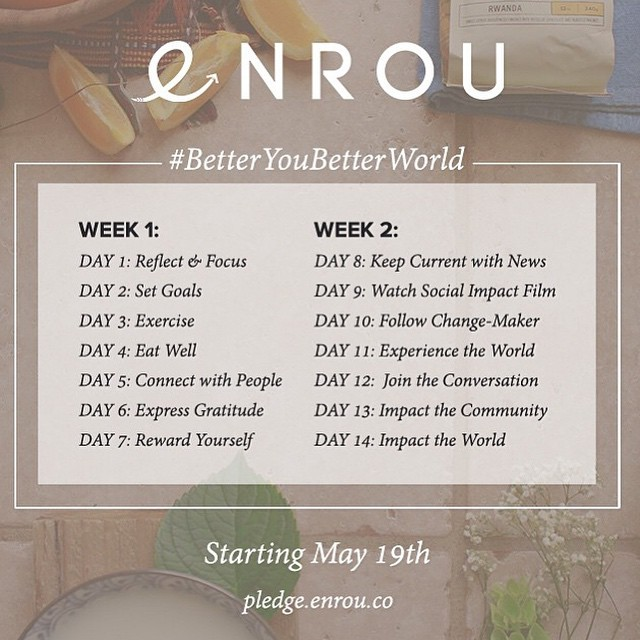 Catching Up on the Week Plus the Enrou Challenge