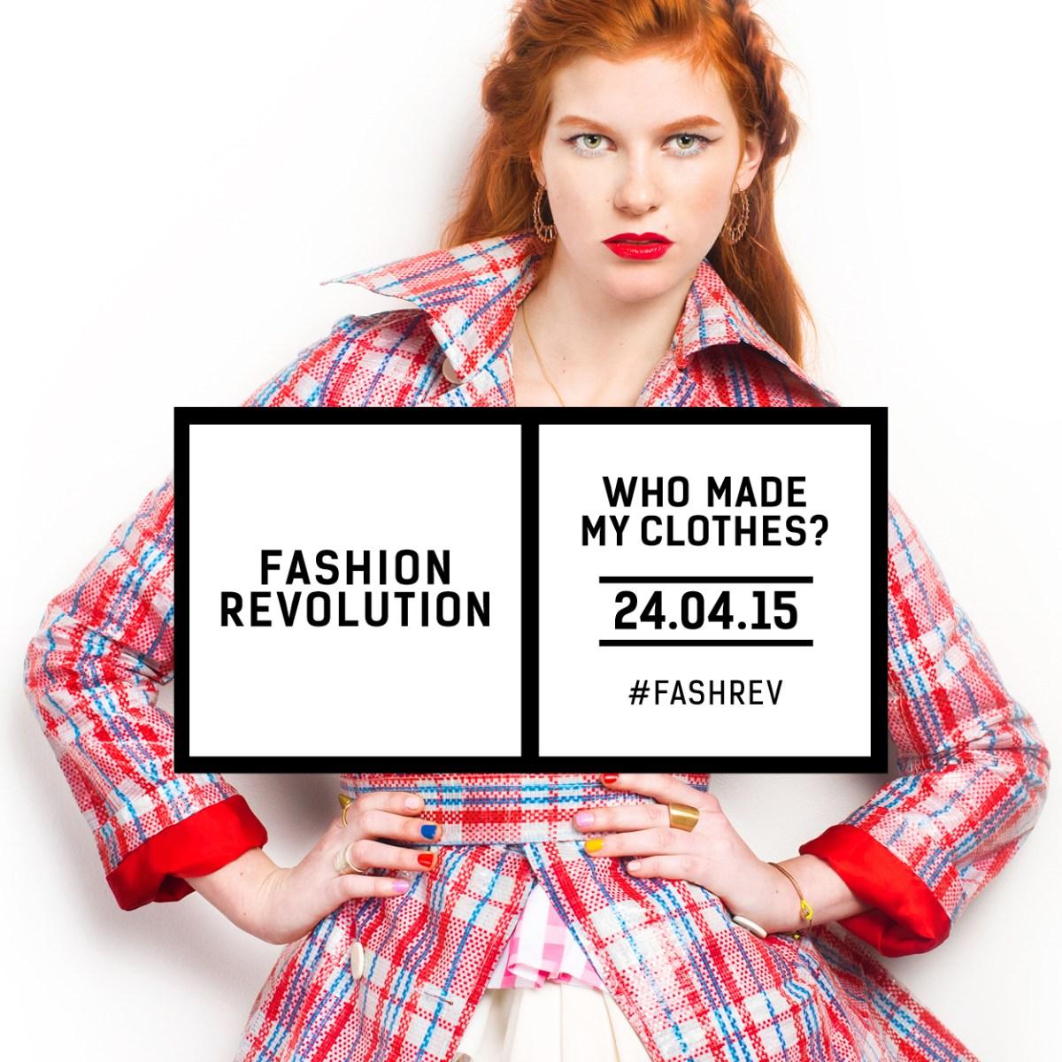 Choosing Human talks about the Fashion Revolution