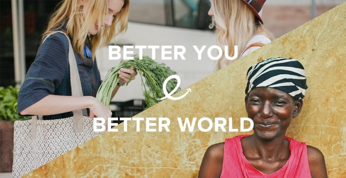 Choosing Human takes on the Enrou 14 Day Better You Better World Challenge