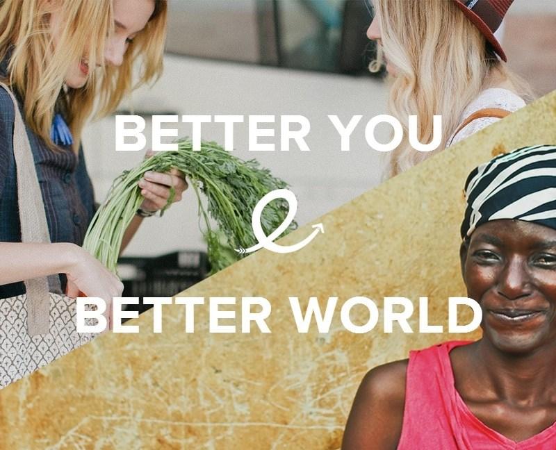 Fair Fridays: Better You Better World Enrou Challenge