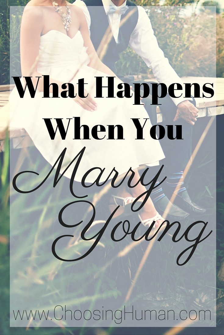 What Happens When You Marry Young